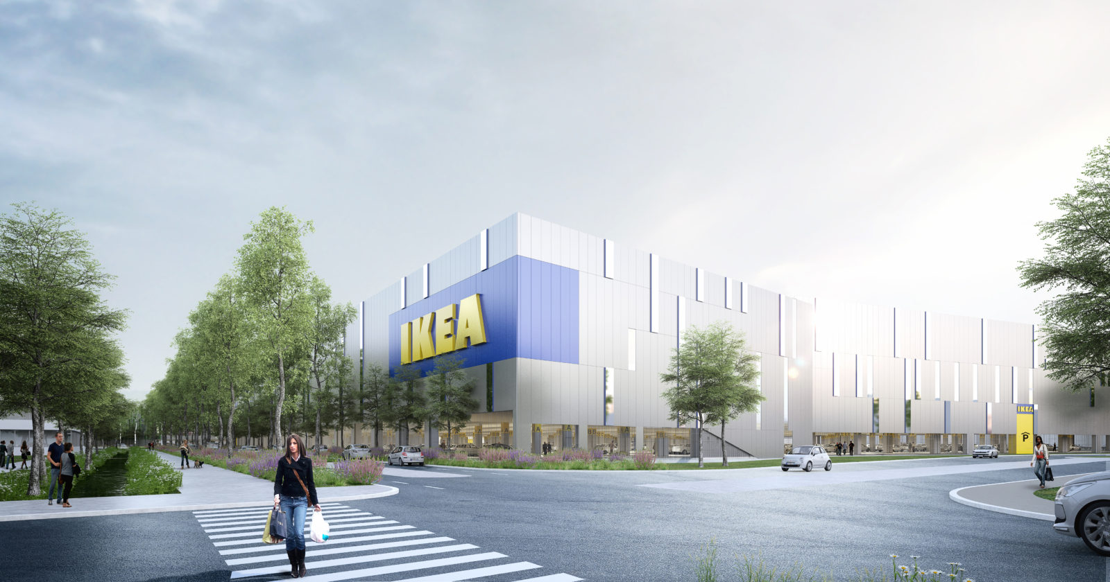 IKEA Vénissieux Grand Parilly (1)